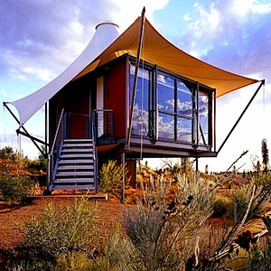 safari tent design