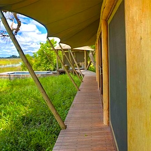exotic safari lodges